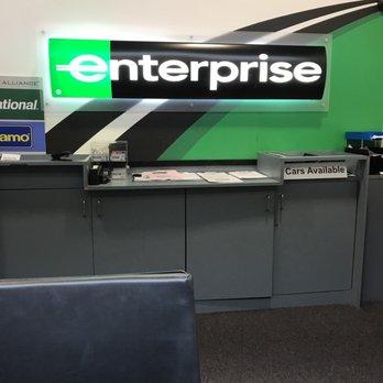 Enterprise Car Rental At Shannon Airport