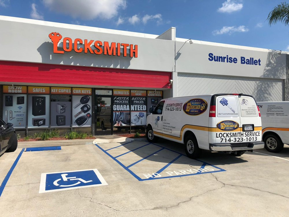 California Locksmith Security Solutions