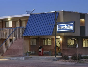 Travelodge by Wyndham Great Bend: 3200 10th St, Great Bend, KS