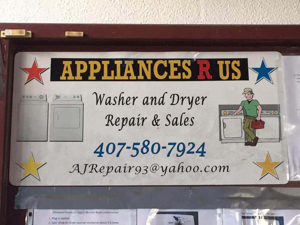 Appliances R Us