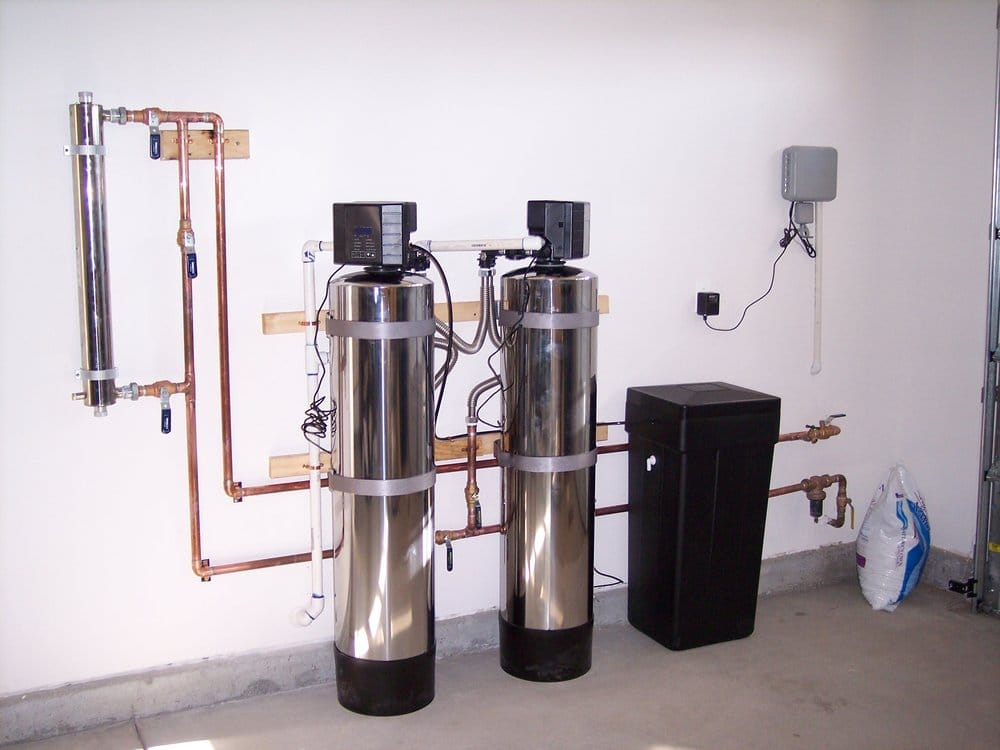 whole house water filter and water softener - Yelp