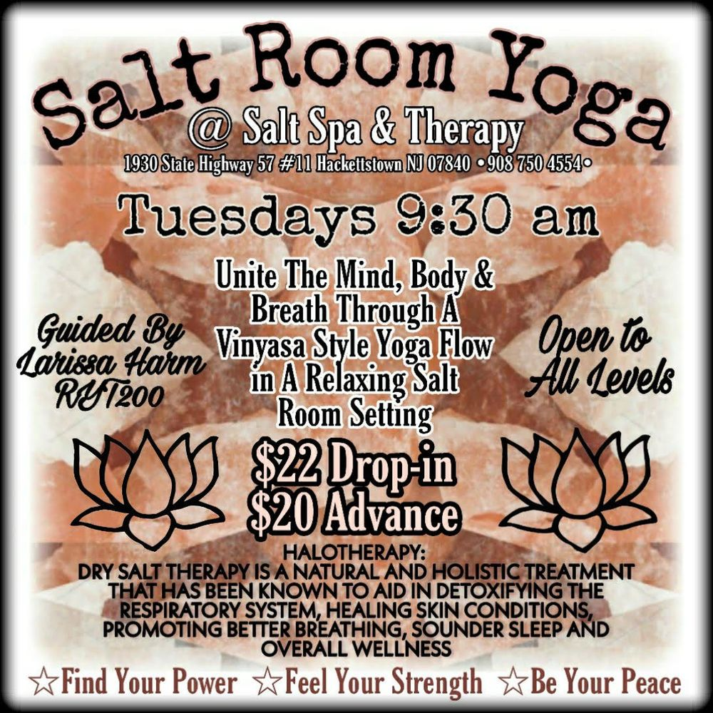 Salt Spa and Therapy: 1930 State Hwy 57, Hackettstown, NJ