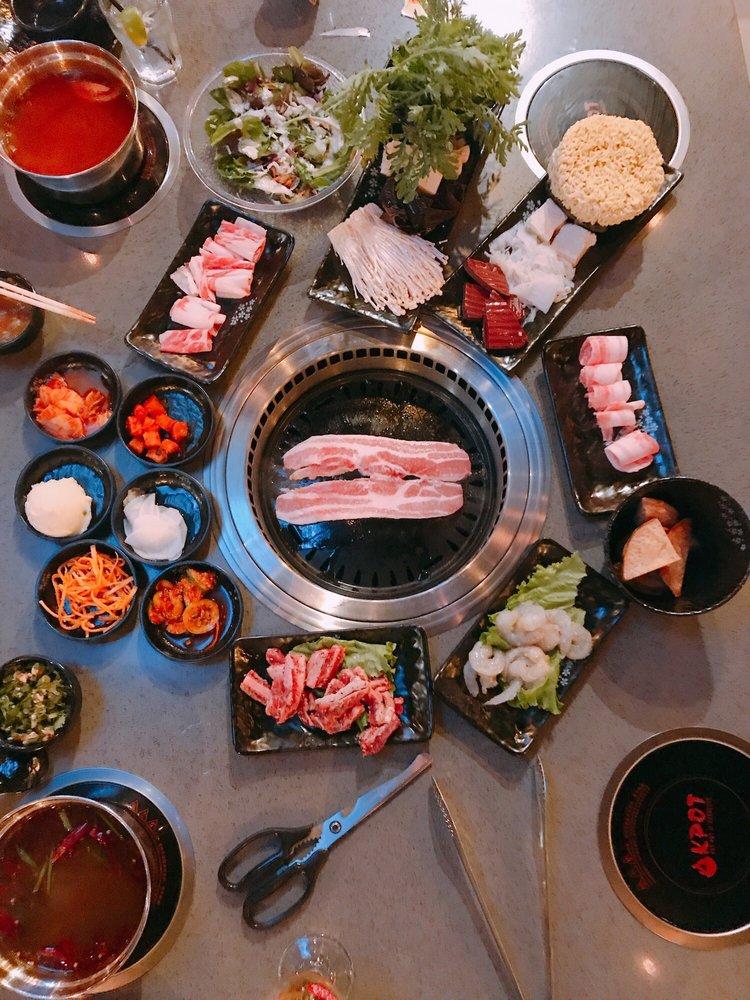 KPOT Korean BBQ & Hot Pot