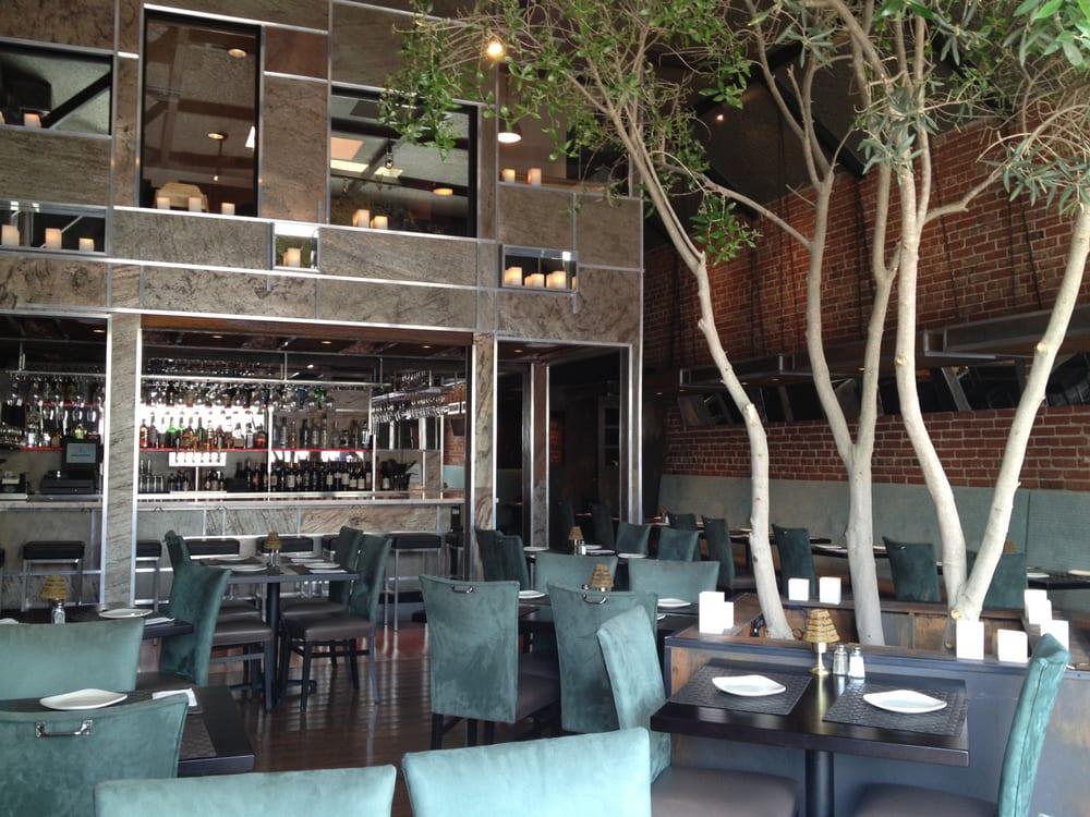 Photo of Vitello's - Studio City, CA, United States. Vitello's main dining room