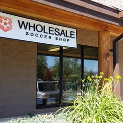 Photo Of Wholesale Soccer Shop