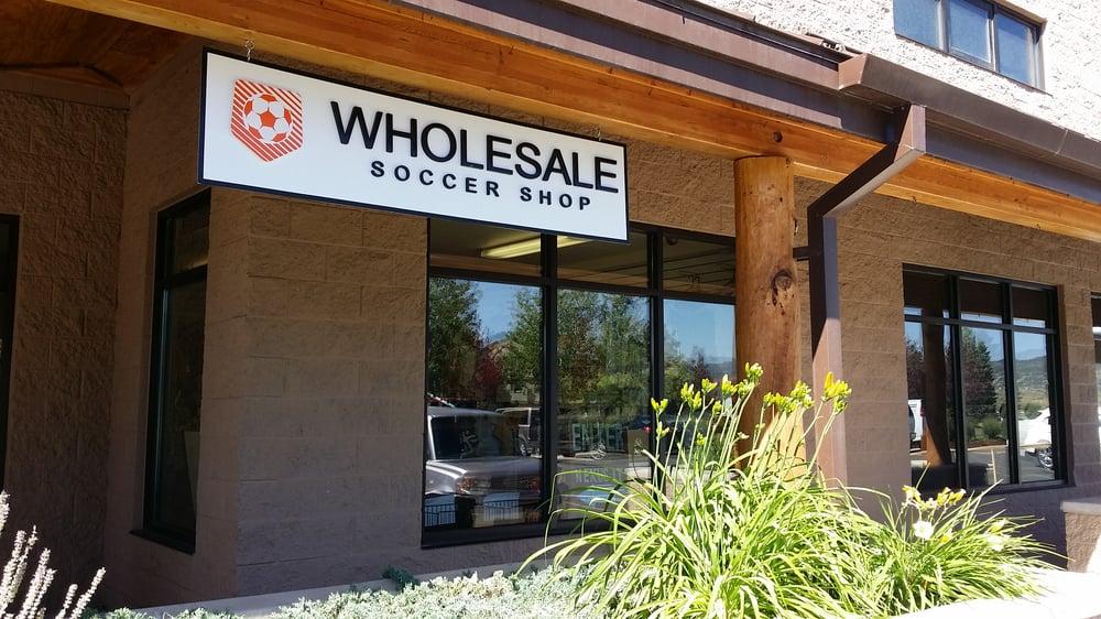 reputable site 91531 0b108 Wholesale Soccer Shop - 6443 Business Park Loop Rd, Park ...