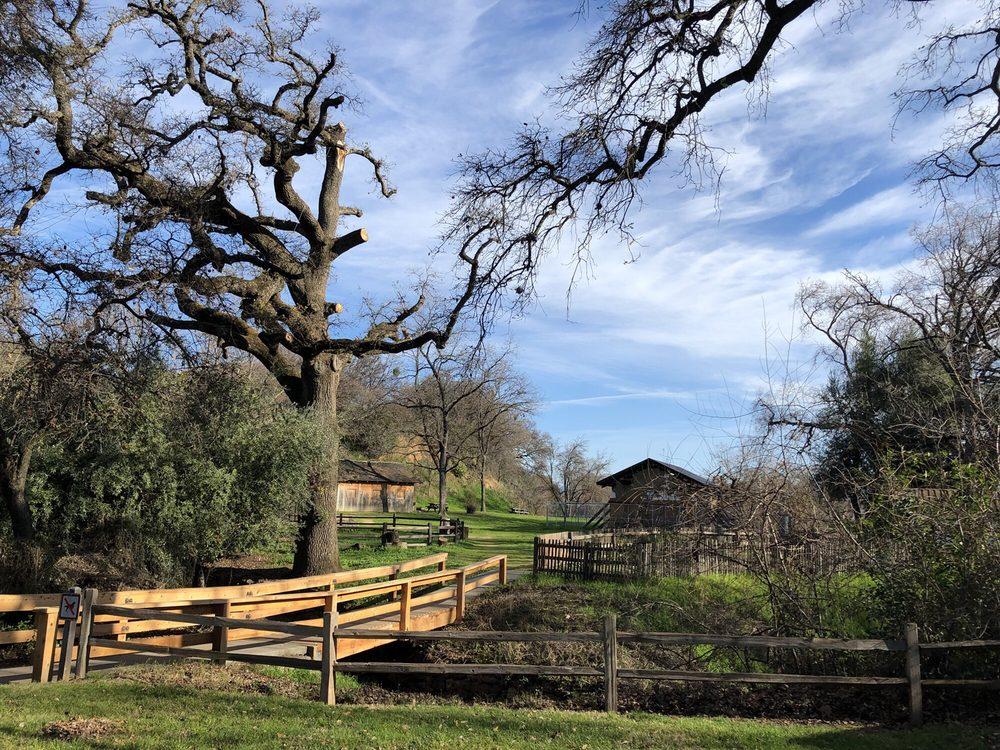 William B Ide Adobe State Historic Park: 21659 Adobe Rd, Red Bluff, CA