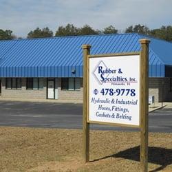 Rubber Amp Specialties Building Supplies 5011 Commerce