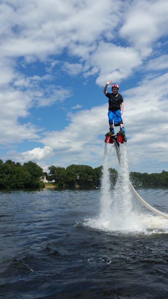Flyboard Surf Club: 1370 Columbia Rd, Boston, MA