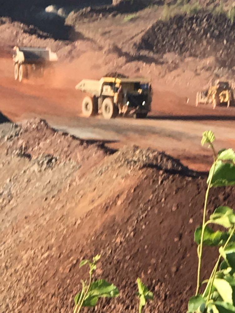 Hull-Rust Mahoning Mine View Bldg: 401 Penobscot Rd, Hibbing, MN