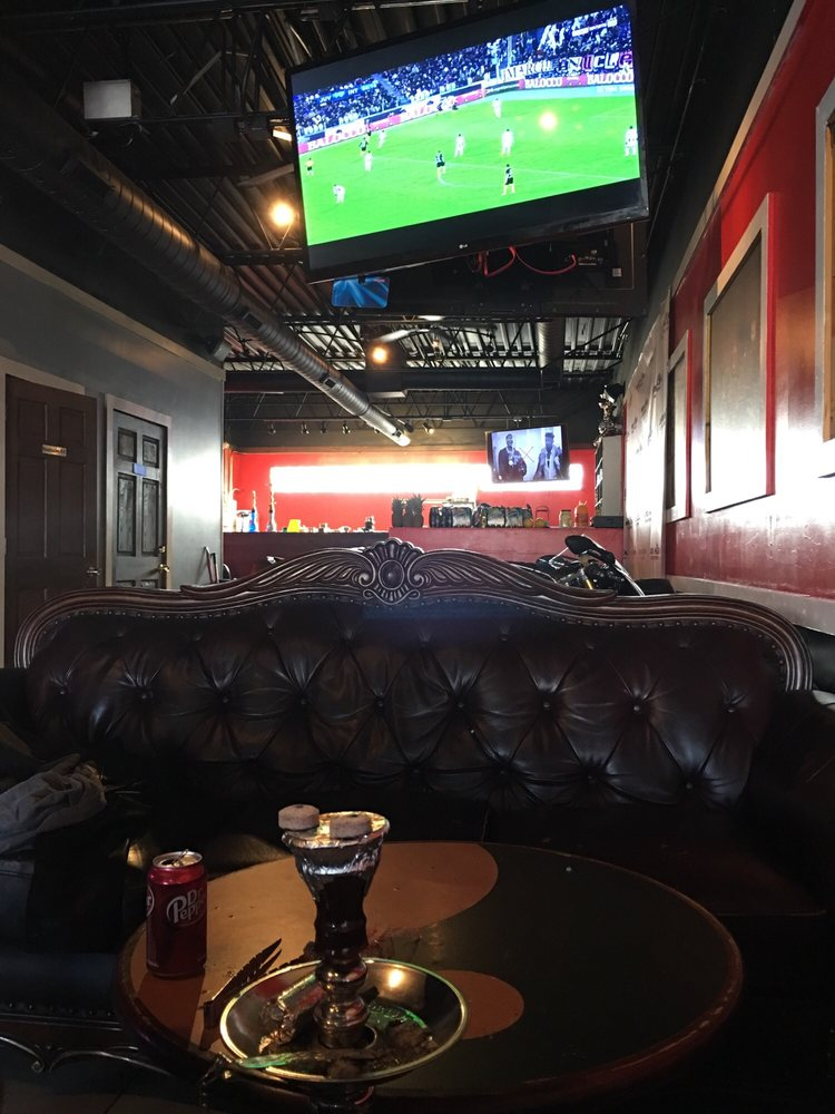 PlayBook Hookah Lounge & Cigar Shop: 393 E North Ave, Glendale Heights, IL