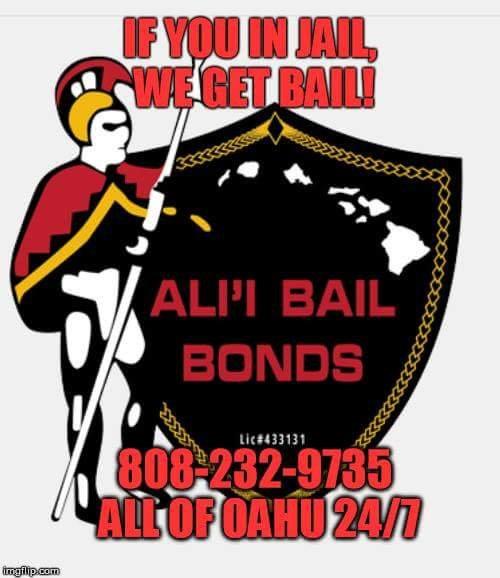 about bail bonds