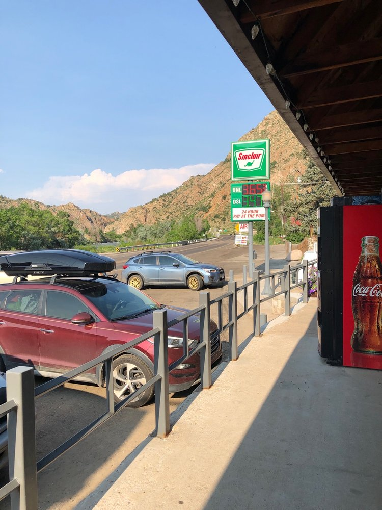 Cotopaxi Store: 20204 US Highway 50, Cotopaxi, CO