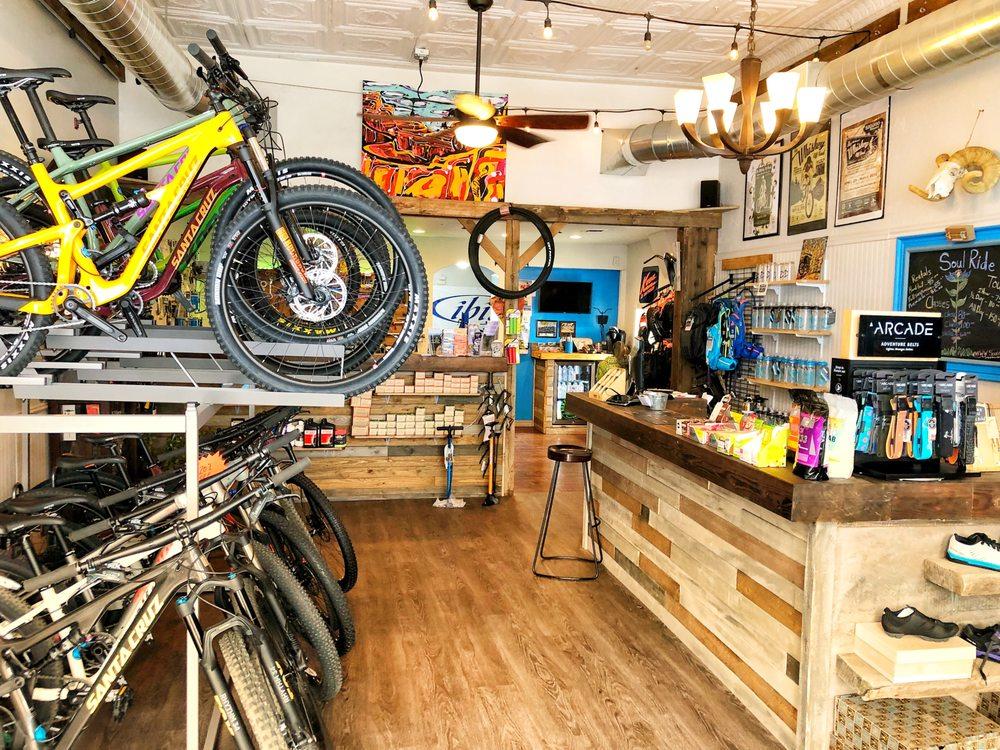 Soul Ride Prescott Mountain Biking: 230 S Montezuma St, Prescott, AZ