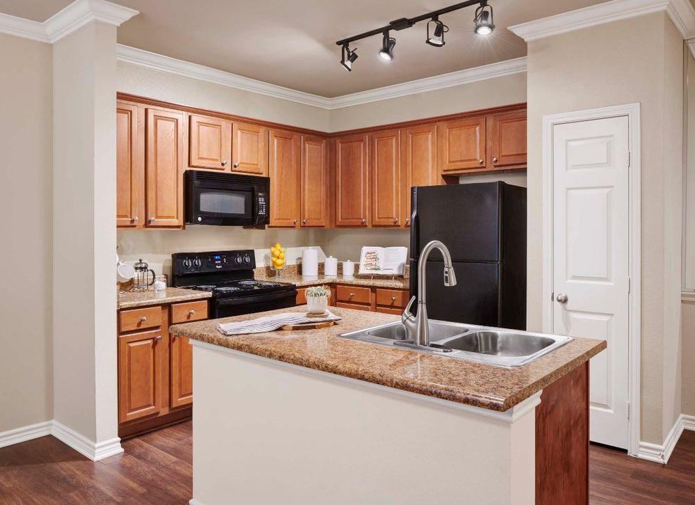 Camden Woodson Park Apartments