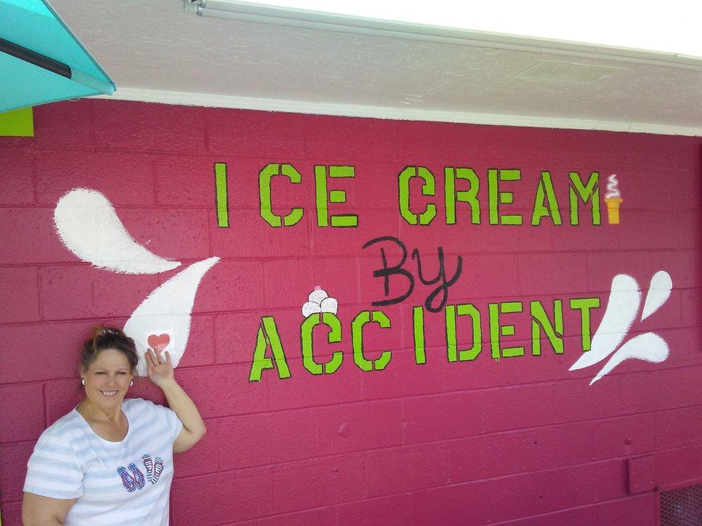 Ice Cream By Accident: 1231 S Walnut St, Muncie, IN