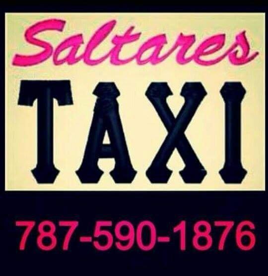 Saltares Taxi: Rincon, PR