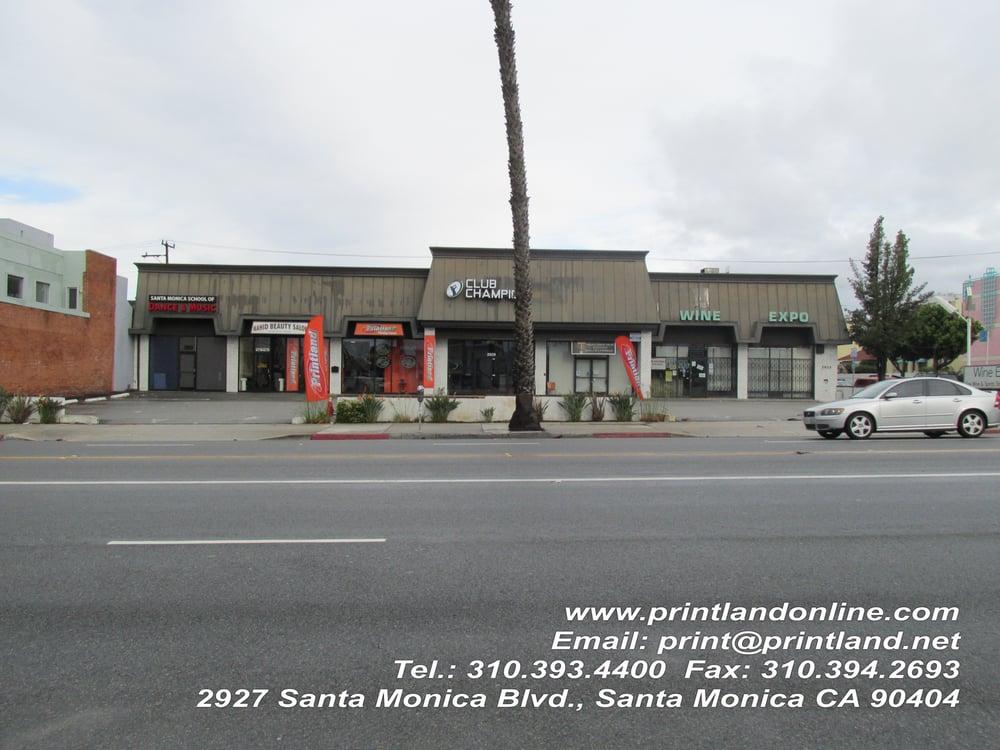 Santa monica california business cards printing printstores printland colourmoves