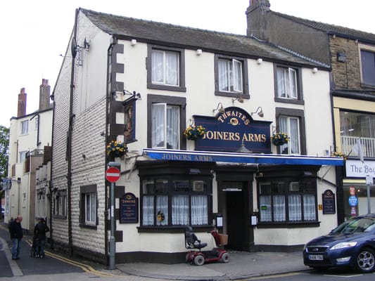 Morecambe United Kingdom  city photos gallery : Photo of Joiners Arms Morecambe, Lancashire, United Kingdom
