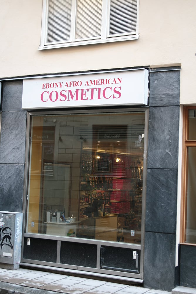 afro cosmetics stockholm