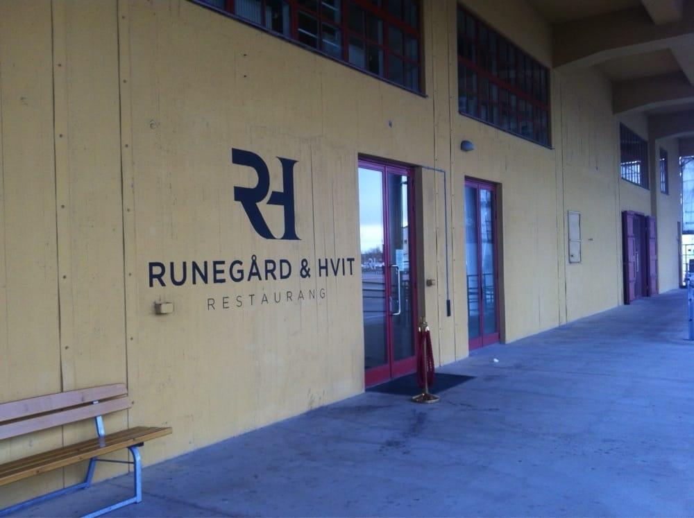 Runegård & Hvit