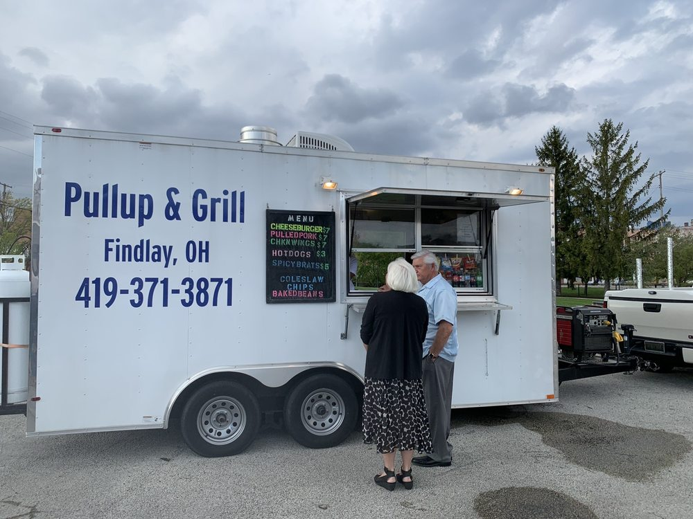 Pull Up & Grill: Findlay, OH