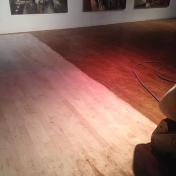 Perfect Photo Of Prestige Hardwood Flooring   San Diego, CA, United States. Shaving  Off