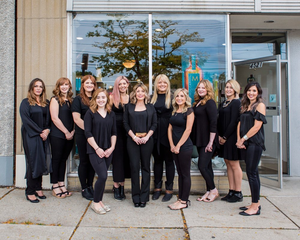 Lox Salon: 4475 Transit Rd, Williamsville, NY