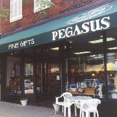 Pegasus Fine Gifts: 117 S State St, Geneseo, IL