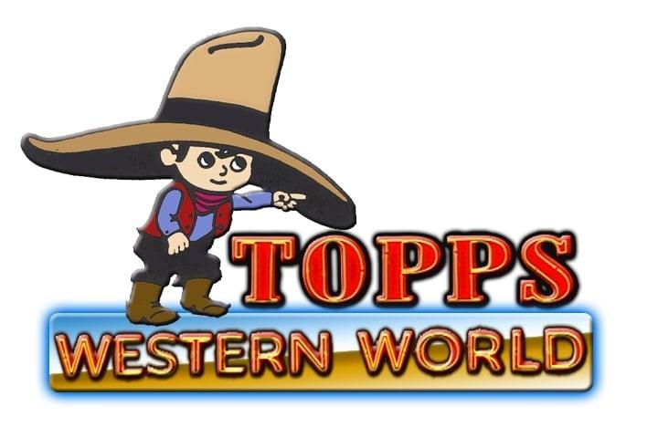 Topps World of Western: 3003 Topps Trl, Bossier City, LA