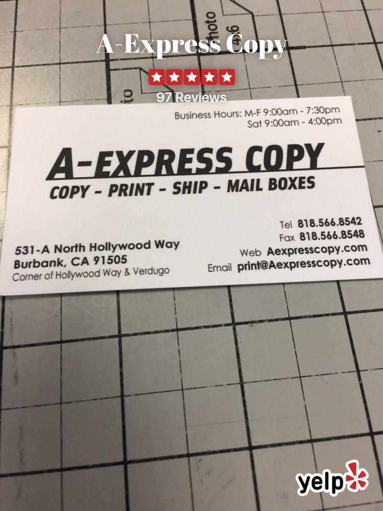 A-Express Copy