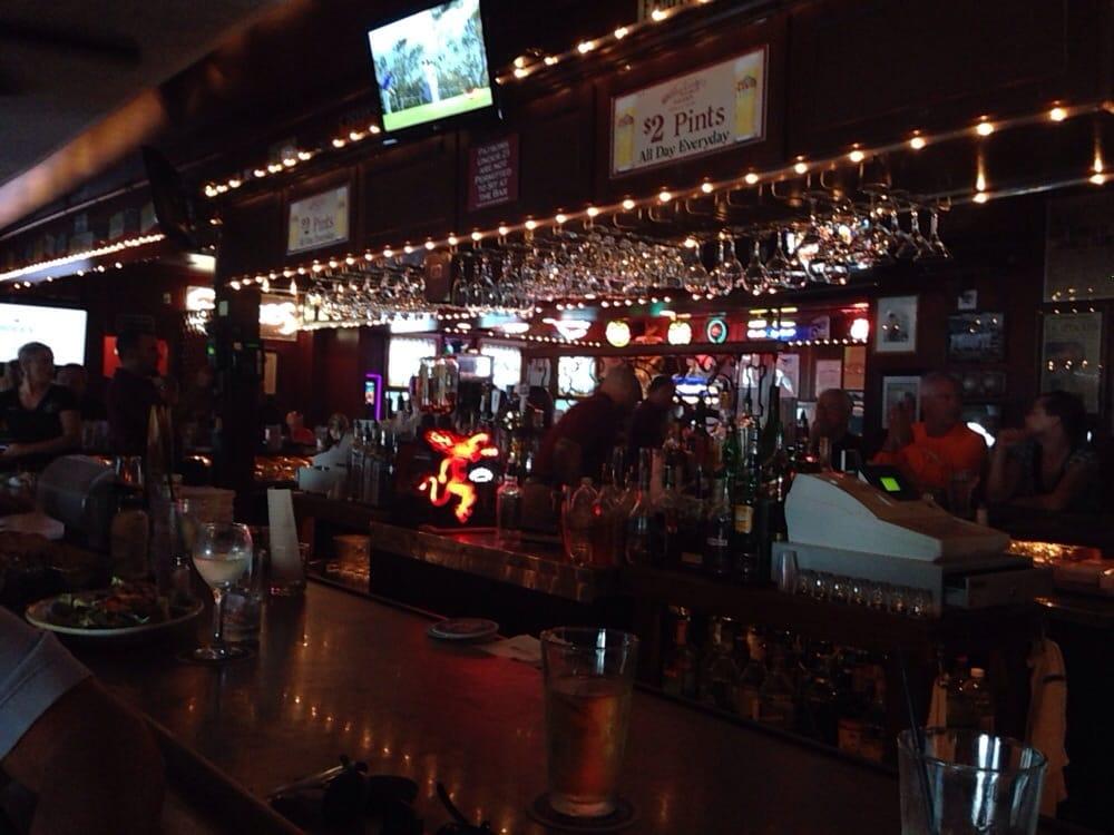 Anchorage Tavern Restaurant Menu Somers Point Nj