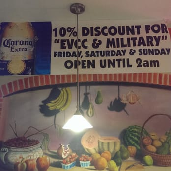 Dos reales family mexican restaurant order online 19 for Restaurants that offer military discount