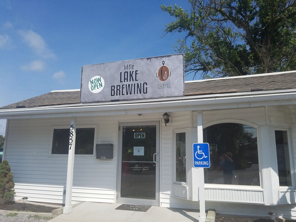 little Lake Brewing: 5857 Big Tree Rd, Lakeville, NY