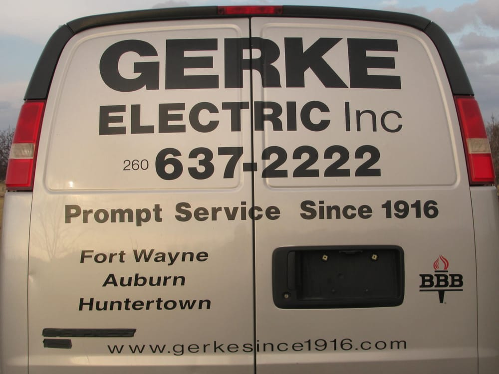 Gerke Electric: Garrett, IN