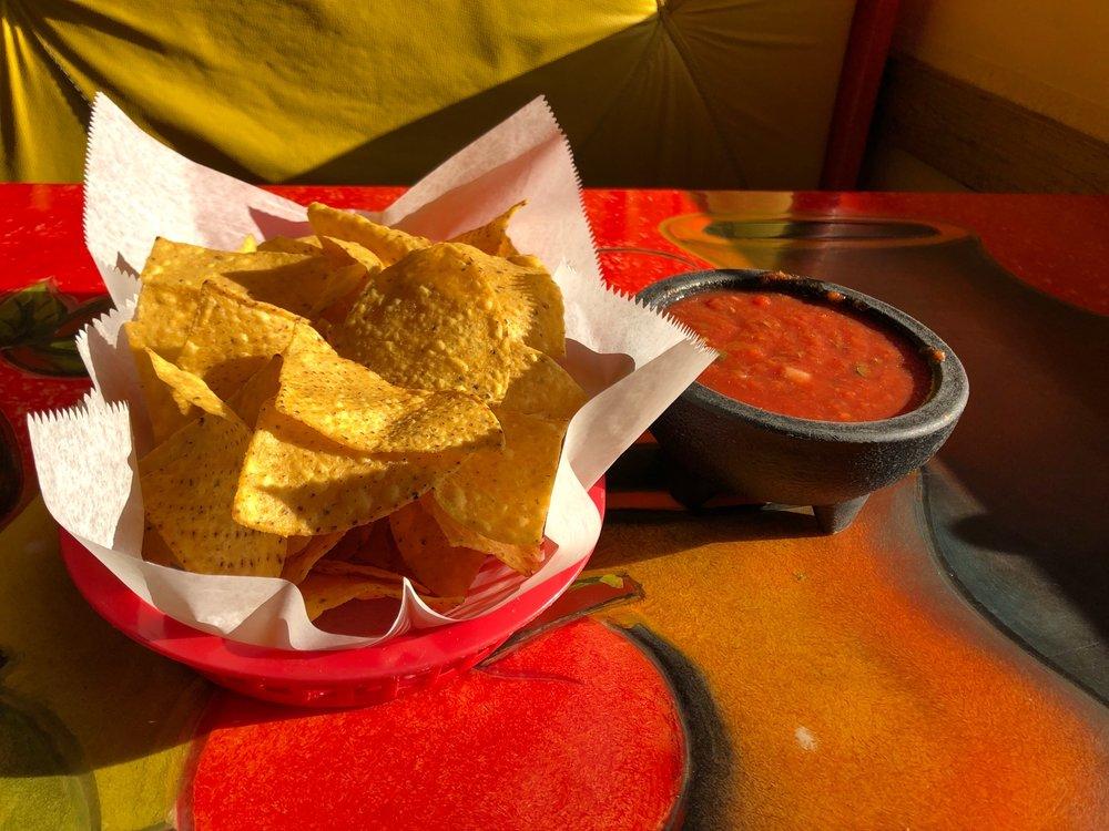 Dos Amigos Mexican Restaraunt: 523 W Blackhawk Dr, Byron, IL