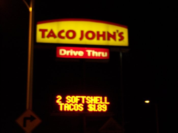 Taco John S Grand Island Ne