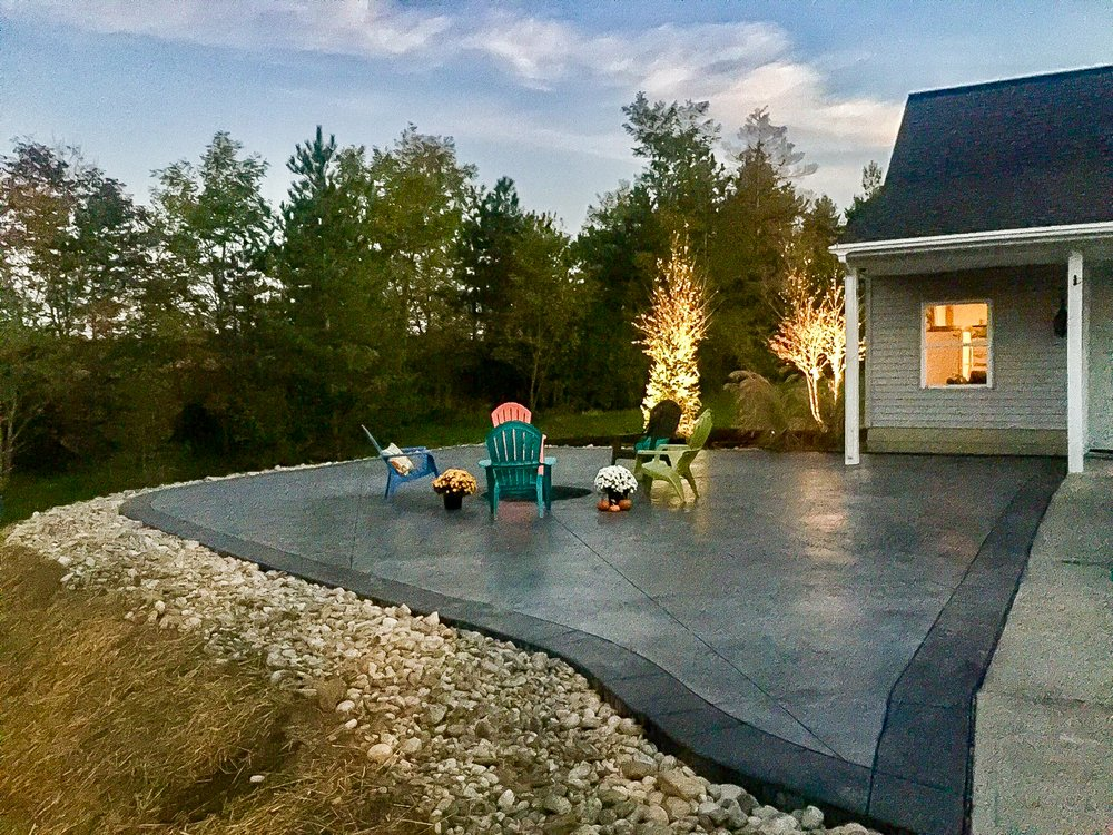 ACR Decorative Concrete: 8177 S State Rte 48, Maineville, OH