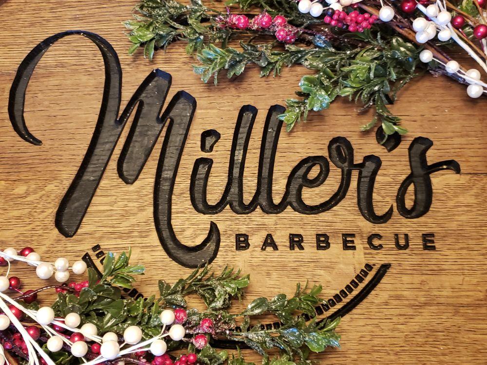 Miller's Barbecue & Catering: 10108 Schaeffer Rd, Evansville, IN