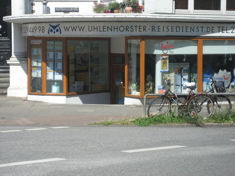 Uhlenhorster reisedienst agenzie di viaggio - Agenzie immobiliari ad amburgo ...