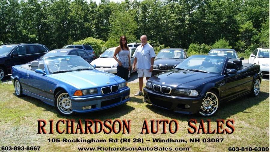 Richardson Auto Sales - Car Dealers - 105 Rockingham Rd