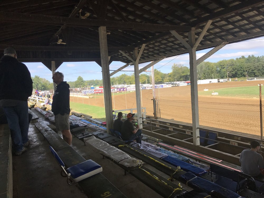 Brownstown Speedway: 476 E County Rd 100 S, Brownstown, IN
