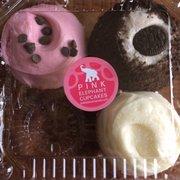 Photo Of Pink Elephant Cupcakes Saint Clair Ss Mi United States