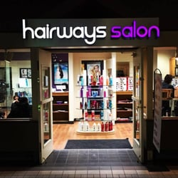 Hairways salon hair salons 320 w 5th ave anchorage for 5th avenue beauty salon