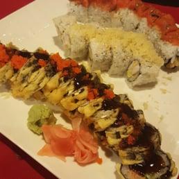 Aka sushi downtown 113 photos 90 avis bars sushi for Aka japanese cuisine menu