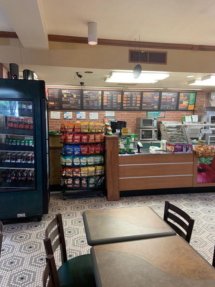 Subway Restaurants Sandwiches 200 E Main St Durham Nc