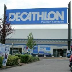 Decathlon sport zubeh r rue de la louveti re pontault for Garage de la francilienne pontault combault