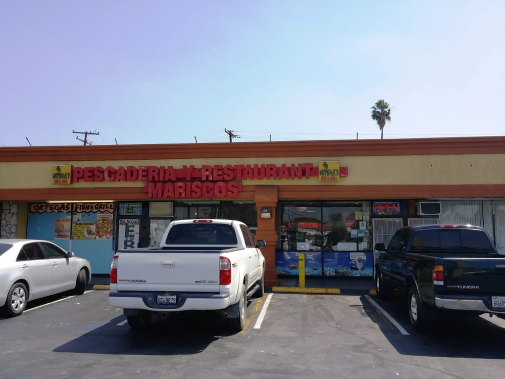 Photos for ortega 39 s fish grill yelp for Fish delivery near me