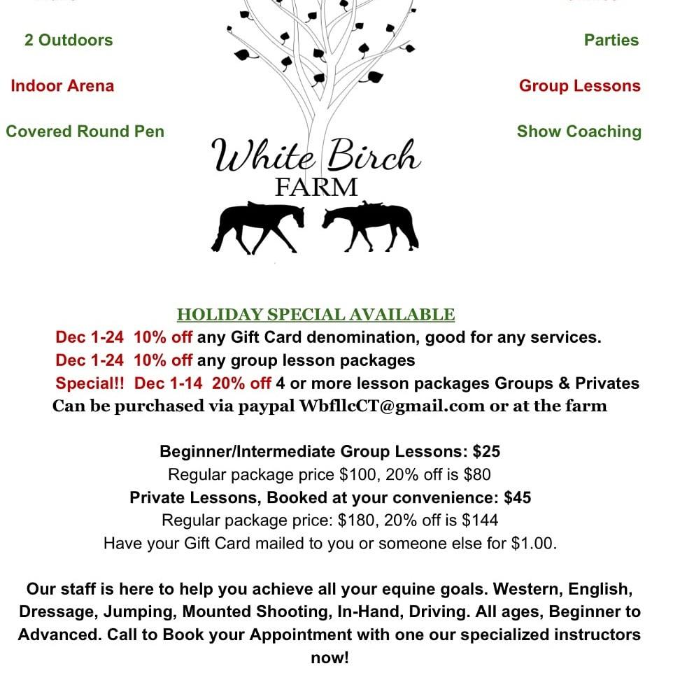 White Birch Farm, LLC