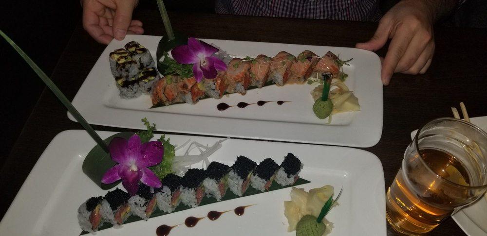 Hoshi Sushi & Hibachi: 35 W Main St, Patchogue, NY